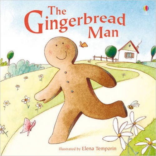 The Gingerbread Man (Picture Book)