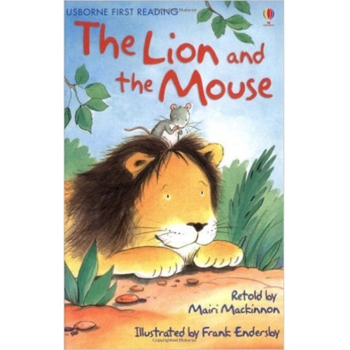 The Lion and The Mouse (First Reading level One)