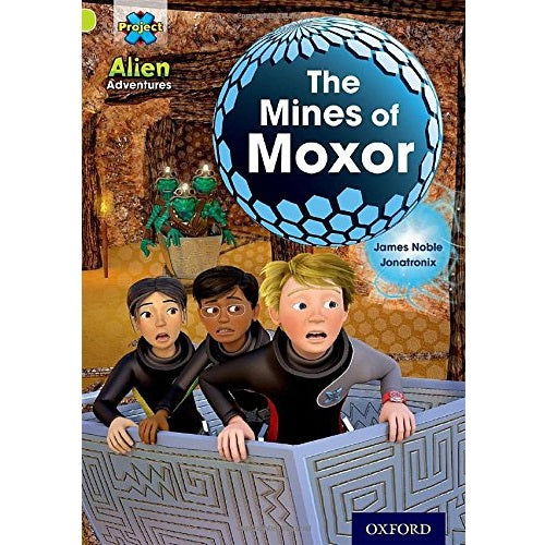 Project X (Series 1) - The mines of Moxor