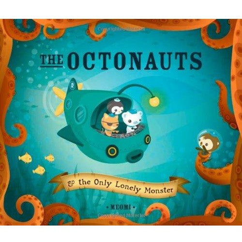 The Octonauts And The Lonely Monster