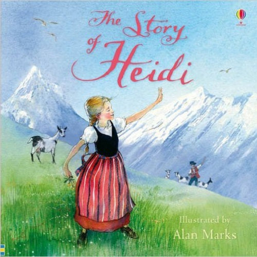 The Story of Heidi (Picture Books)