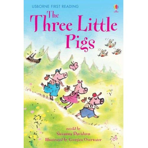 The Three Little Pigs (First Reading level Two)