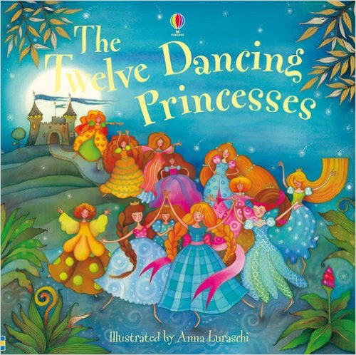 The Twelve Dancing Princesses?(Picture Books)