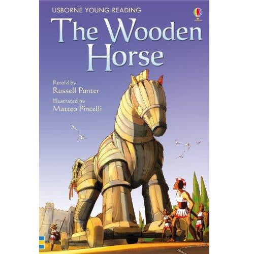 The Wooden Horse (Very First Reading)