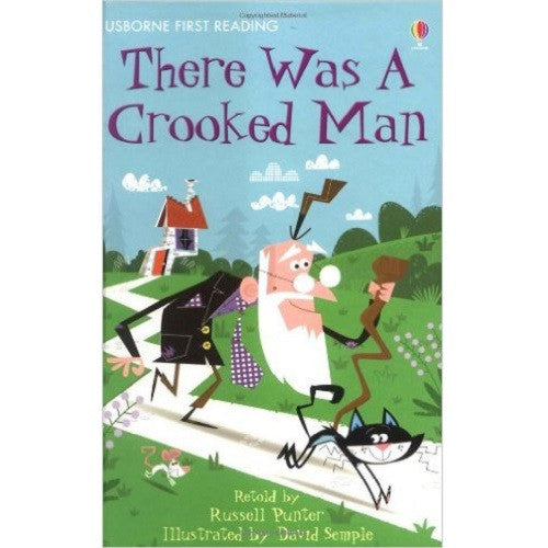 There Was A crooked Man (First Reading level Two)
