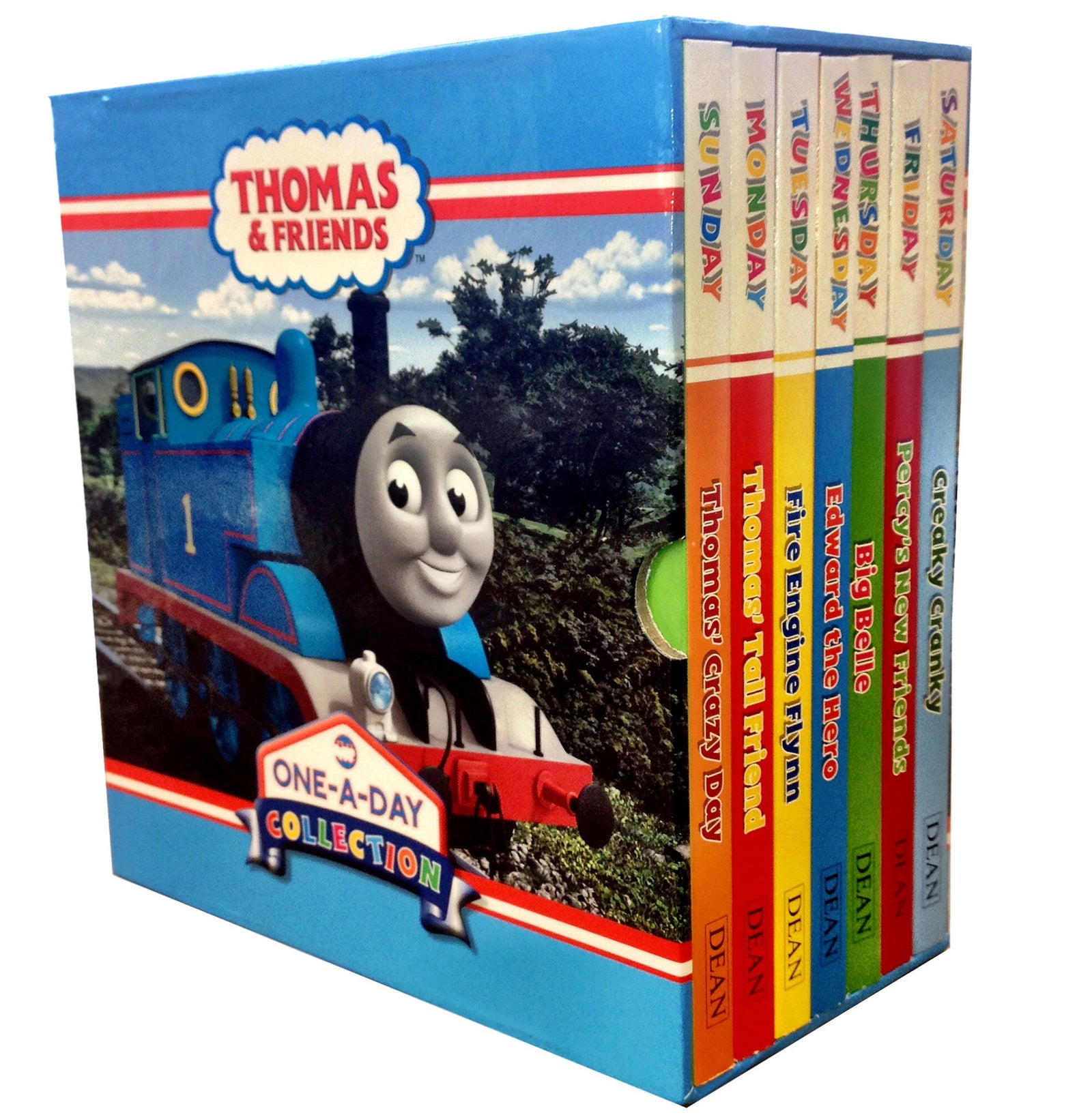 Thomas & Friends Children's Story 7 Books Collection