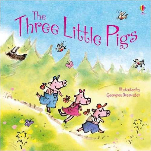 The Three Little Pigs (Picture Book)