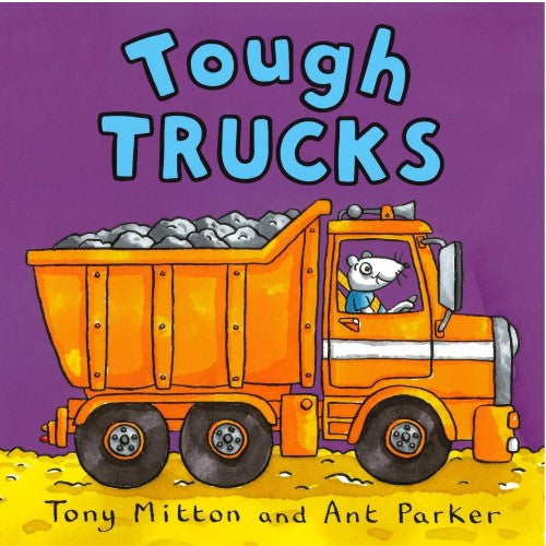 Amazing Machines - Tough Trucks