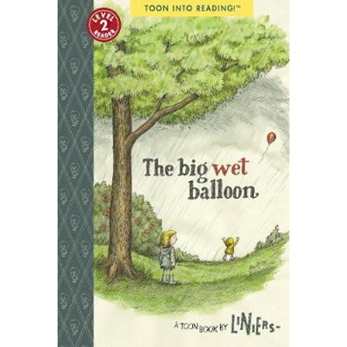 Big Wet Balloon (TOON Level 2)(Paperback)