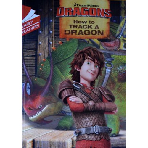 How to Track a Dragon (HTTYD - Early Readers)