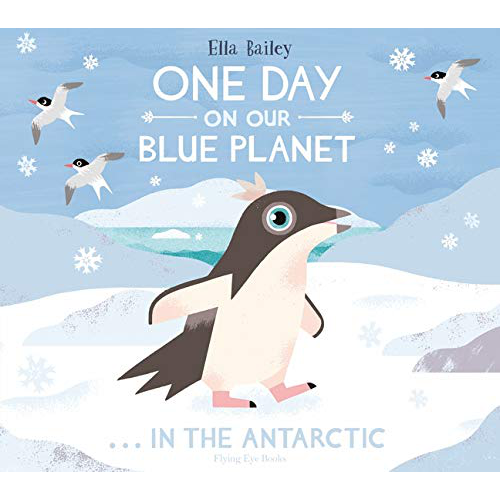 One Day on Our Blue Planet ...In the Antarctic