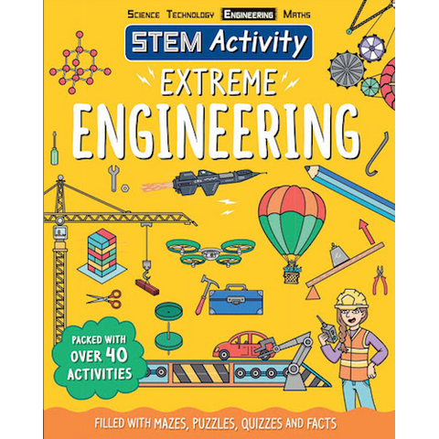 STEM Quest: Fantastic Forces and Incredible Machines