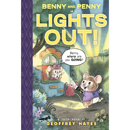 Benny and Penny in Lights Out! (TOON Level 2)(Paperback)