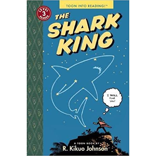 The Shark King (TOON Level 3)(Paperback)
