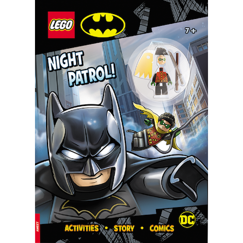 Lego Night Patrol