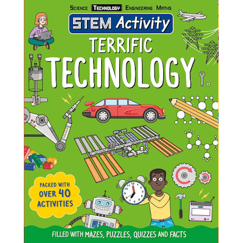 STEM Activity: Terrific Technology