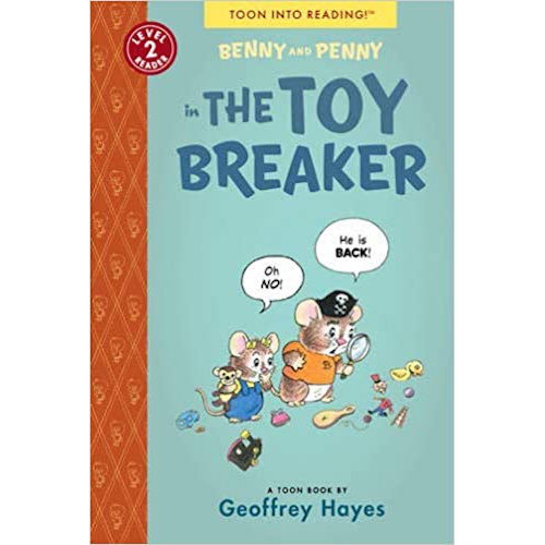 Benny and Penny in the Toy Breaker (TOON Level 2)(Paperback)