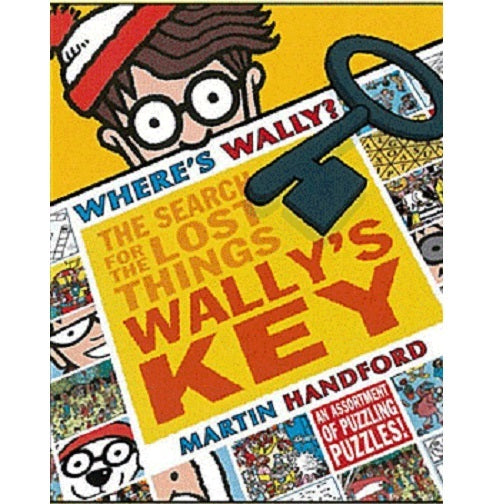 Where's Wally? - Wally's Key