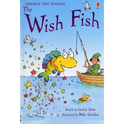 The Wish Fish (First Reading level One)