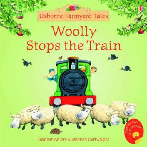 Farmyard Tales - Woolly Stops the Train