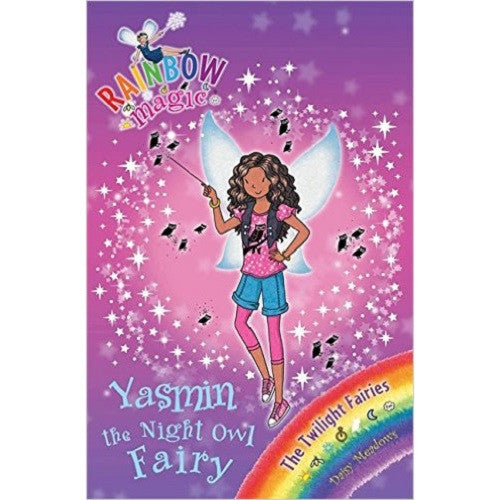 Rainbow Magic - Yasmin the Night Owl Fairy