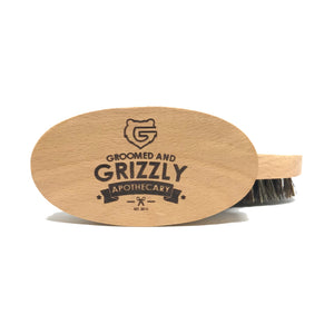 Groomed & Grizzly Beard Brush