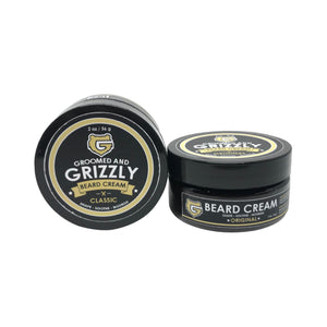 Beard Cream by Groomed & Grizzly