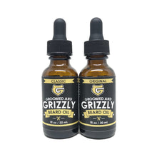 Beard Oil by Groomed & Grizzly