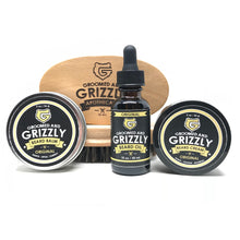 Beard Care by Groomed & Grizzly