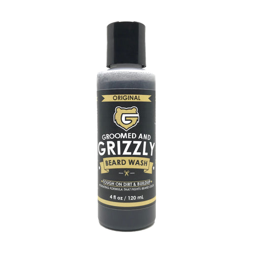 Original Beard Wash by Groomed & Grizzly