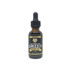 Original Beard Oil by Groomed & Grizzly