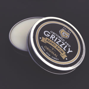 Beard Balm by Groomed & Grizzly