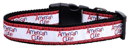 American Cutie Ribbon Collar