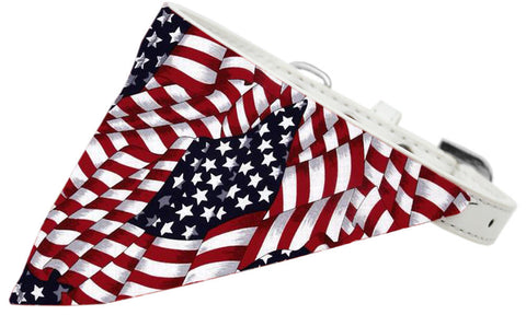 America The Beautiful Bandanna Pet Collar