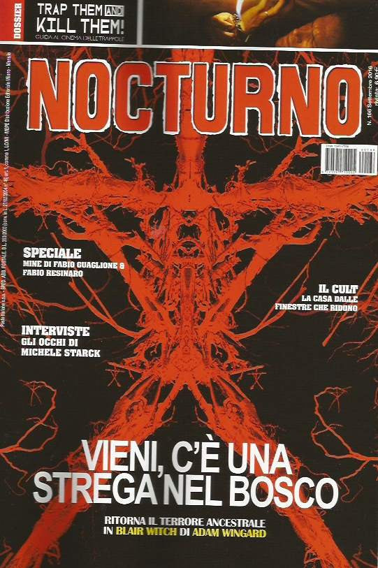 Nocturno 166 Trap Them and Kill Them - Guida al Cinema delle trappole