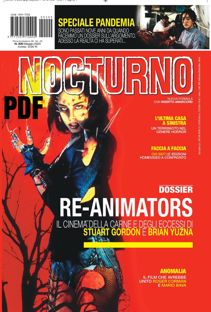 Nocturno 209 Re-Animators