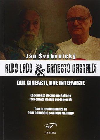 Aldo Lado & Ernesto Gastaldi. Due cineasti, due interviste.