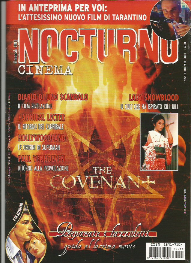Nocturno 55 Preparate i fazzoletti: guida al lacrima movie