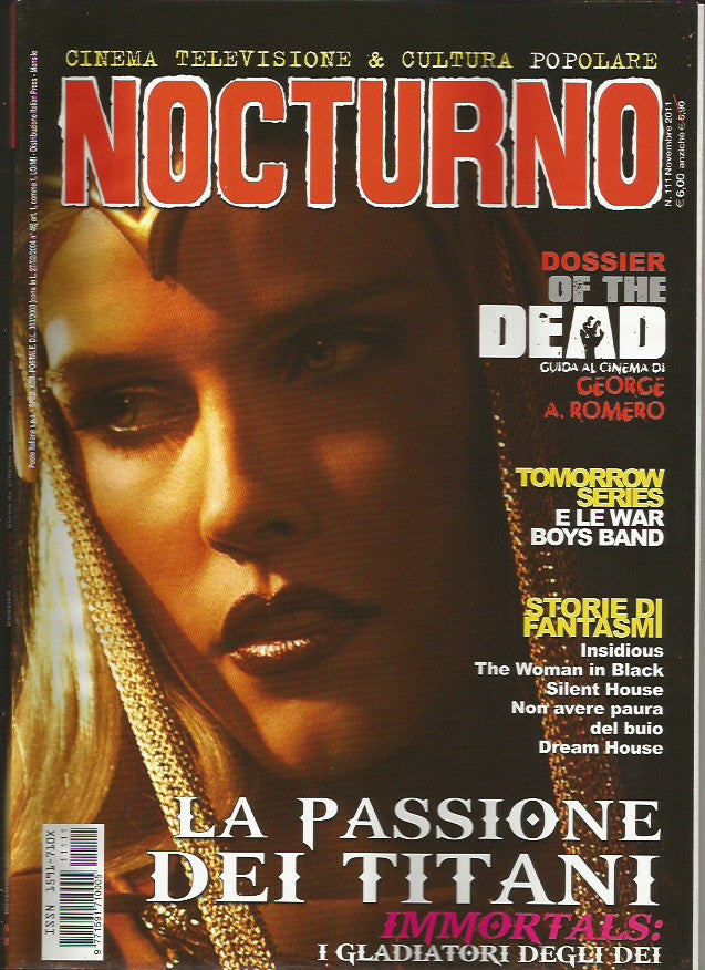 Nocturno 111 Dossier of the Dead - Guida al cinema di George A. Romero