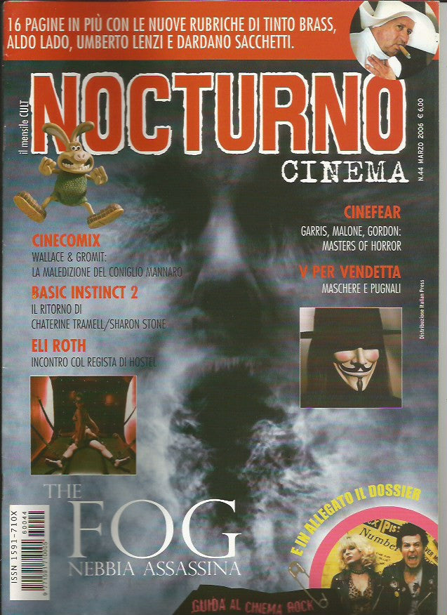 Nocturno 44 It's only Rock'n'Roll: guida al cinema rock