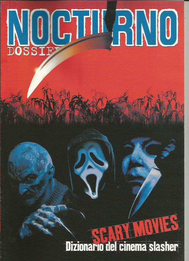 Dossier Nocturno 13 Scary Movies: dizionario del cinema slasher