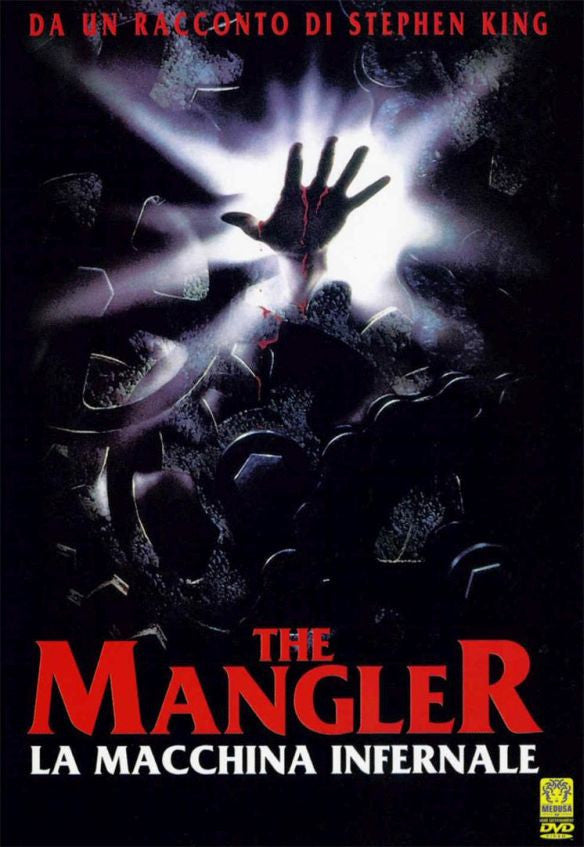 The Mangler - La macchina infernale