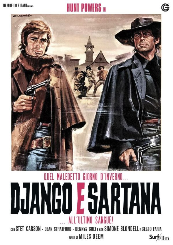Quel maledetto giorno d'inverno - Django e Sartana all'ultimo sangue