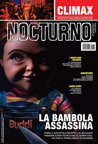 Nocturno 198 Child's Play - Guida ai film su Chucky