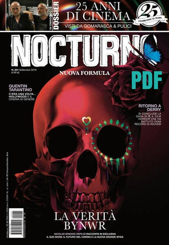 Nocturno 201 Celebrating 25 Years