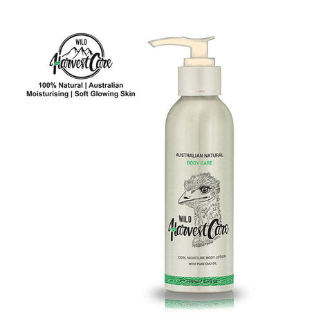 Cool Moisture Body Lotion with Pure Emu Oil