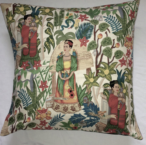 Frida floor cushion (cream)