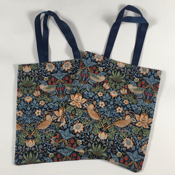 William Morris The Strawberry Thief Tote Bag