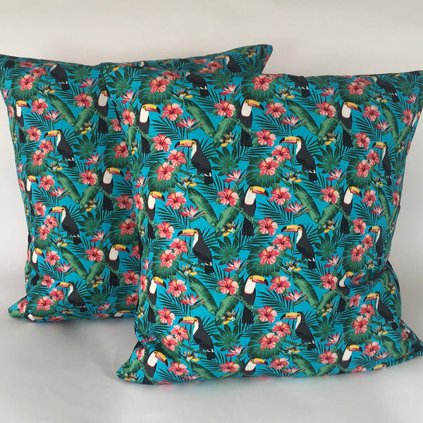 Toucan Cushion Cover