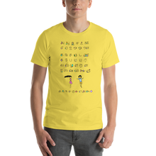 Load image into Gallery viewer, Alphabet T-Shirt (Unisex)